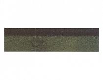 Карнизно-коньковая черепица Шинглас, цвет тоскана