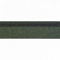 Карнизно-коньковая черепица Шинглас, цвет зеленый микс