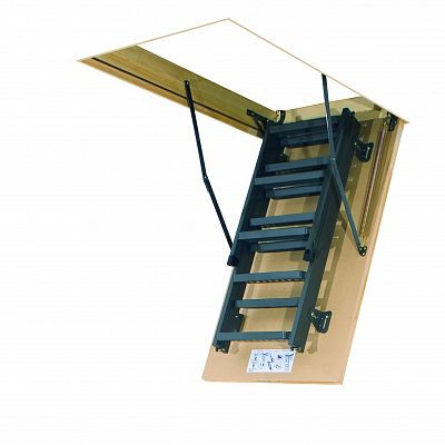 Чердачная лестница Факро LMS - 60x120x280 см.
