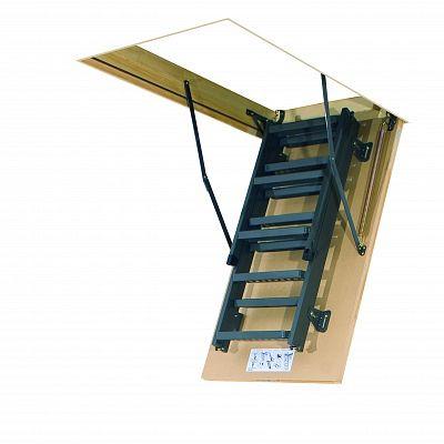 Чердачная лестница Факро LMS - 70x120x280 см.