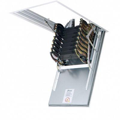 Чердачная лестница Факро LSF - 70x120x300 см.