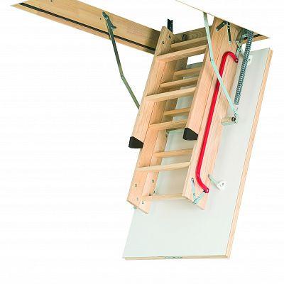 Чердачная лестница Факро LWK Plus - 70x140x305 см.