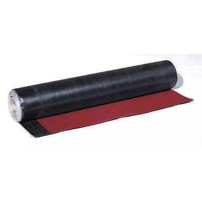 Ендовый ковер Тегола Сейфити Флекс, рул. 10 м., цвет красный