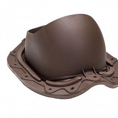 Проходной элемент Vilpe MUOTOKATE, цвет коричневый