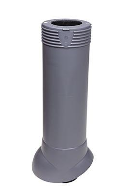 Вентиляционный выход Vilpe 110/ИЗ/500, цвет серый