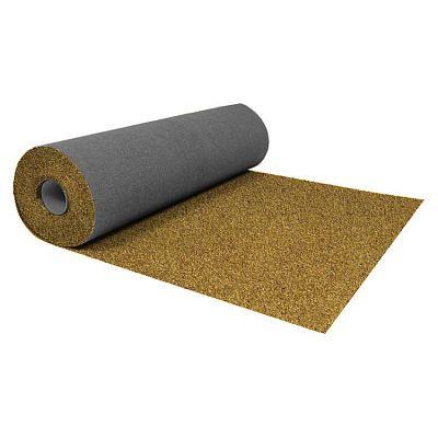 Ендовый ковер Катепал, цвет золотой песок, рул. 1 x 10 м.