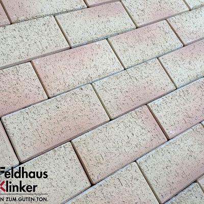 Тротуарная клинкерная плитка Feldhaus Klinker 241 areno mandari