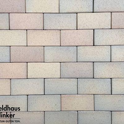 Тротуарная клинкерная плитка Feldhaus Klinker 273 cuero flamea