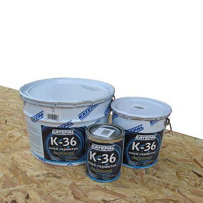 Клей К-36 (Katepal), 3 л.