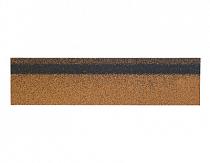 Карнизно-коньковая черепица Шинглас, цвет антик